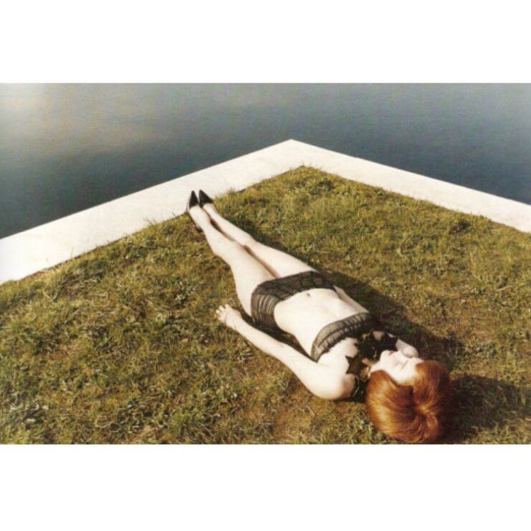 Lily Cole in W Magazine, February 2008. by juergentellerpage http://ift.tt/1Igrnip