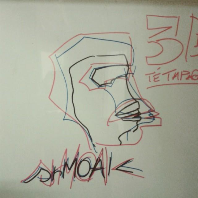 #moai #3d by sr.moai http://ift.tt/1l7kF3y