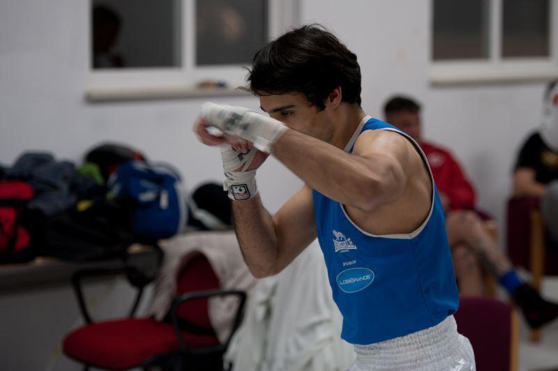 João Serrão, Outurela Escola de Boxe // #boxinglisboa // #atletas // #retratos // #boxe // #Lisboa // #noitenacidade by boxinglisboa