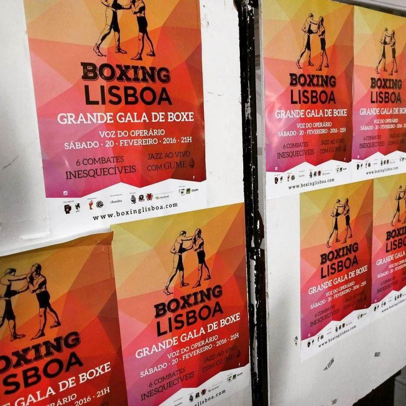 It happened. #boxinglisboa // #noitenacidade // #Lisbon // #boxingnight http://ift.tt/1QEhlvw