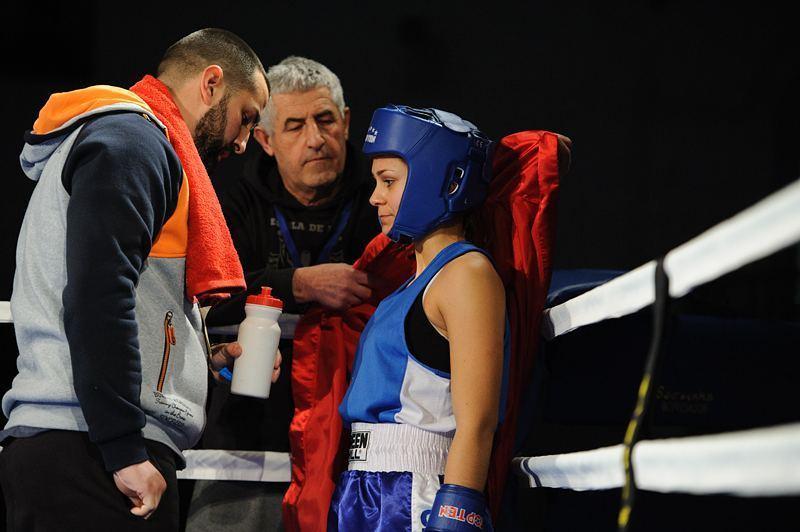 Marta Fragoso, da Escola de Boxe João Faleiro // #boxinglisboa // #combates // #womensboxing // #Lisboa // #boxe // #noitenacidade by boxinglisboa