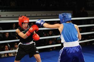Tânia Garcia, do Sporting Clube de Portugal // #boxinglisboa // #noitenacidade // #cultura // #desporto // #boxe // #Lisboa by boxinglisboa