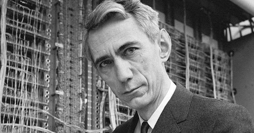 "Claude Shannon, the Father of the Information Age, Turns 1100100 - The New Yorker ""It would be cheesy to compare him to Einstein,"" James Gleick, the author of ""The Information,"" told me, before submitting to temptation. ""Einstein looms large, and..."