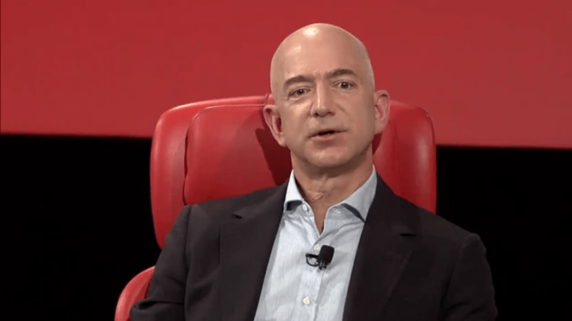 Alexa could be the 4th pillar of Amazon, says Jeff Bezos | VentureBeat | Bots | by Jordan Novet) It's possible that Amazon Studios, which is producing original video content for Prime Video, could be that fourth pillar, but it's also possible that...