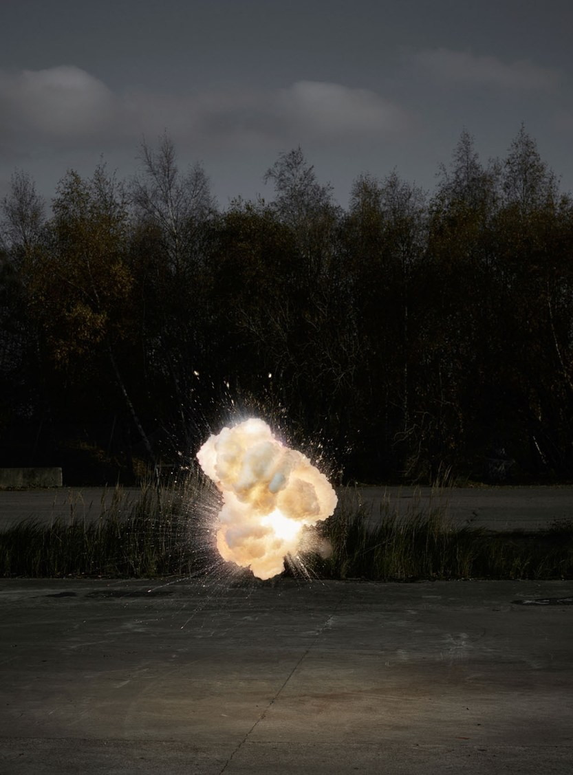 "migurski: ""(via Cloud-Like Explosions Photographed in Midair by Ken Hermann 