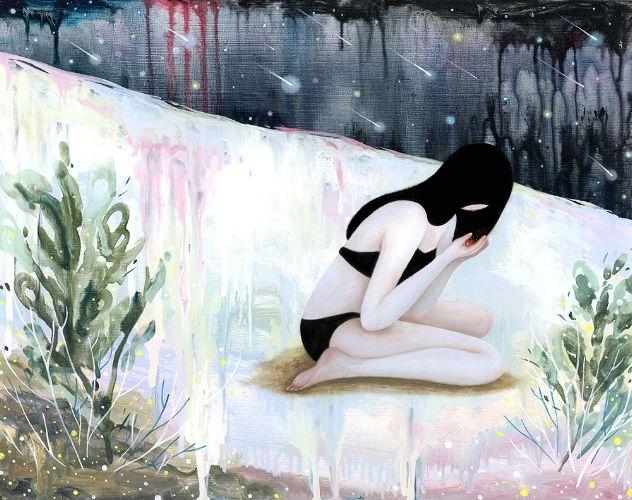 """eiruvsq: """" Artist: Mandy Cao """""""