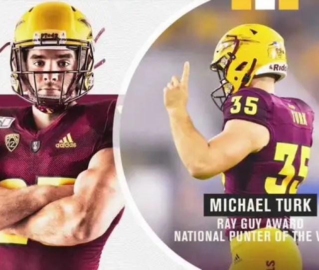Michael Turk Redefined The Punter Game With  Bench Press Reps