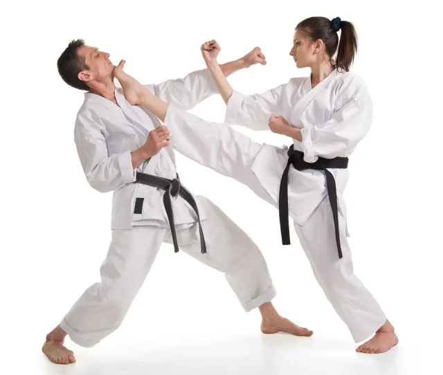 Taekwondo Is The Scientology Of Martial Arts