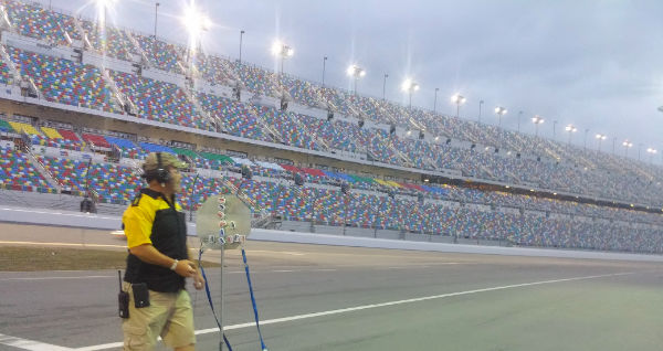 Pit in at Daytona, Best seat in the house!