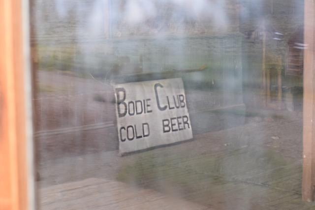 bodie club cold beer