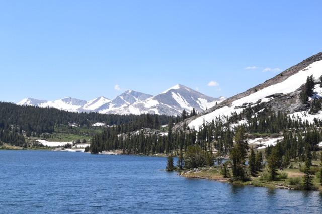 mammoth lake basin
