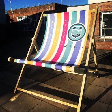 Giant Deckchair Sling Only