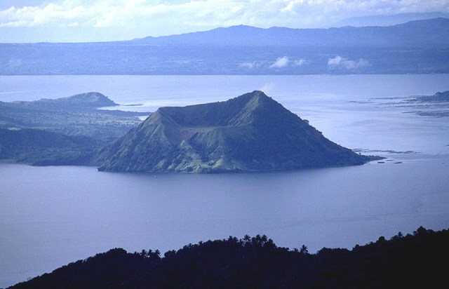 Taal Lake, Batangas, Philippines