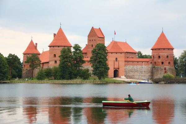 Day 8 Trakai Castle