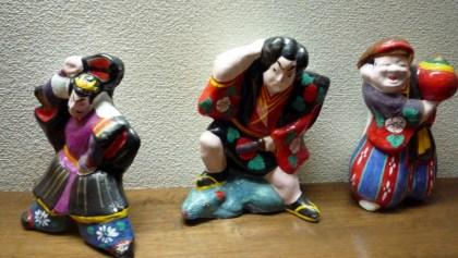 信州中野土びな中野土人形