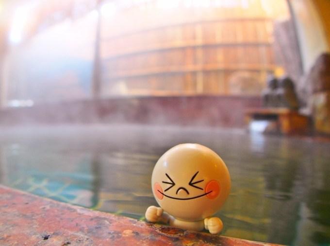 民芸の宿中央ホテルこたつ掛け流し温泉