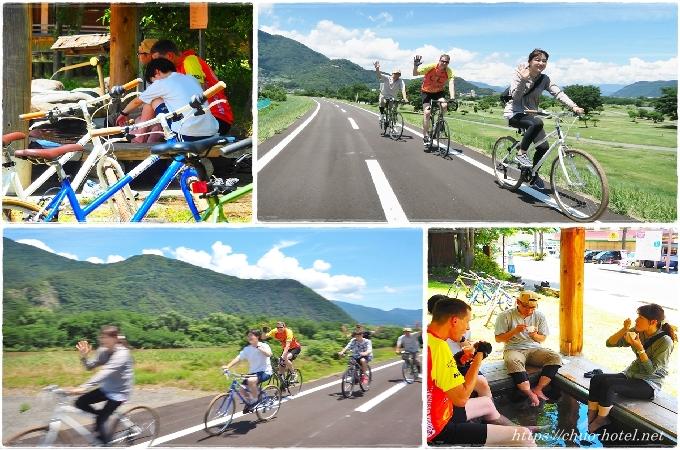 戸倉上山田温泉体験サイクリング