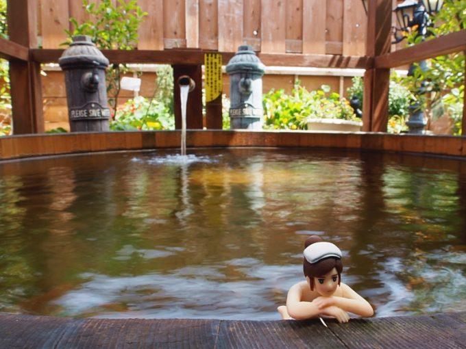 戸倉上山田温泉中央ホテル貸切風呂