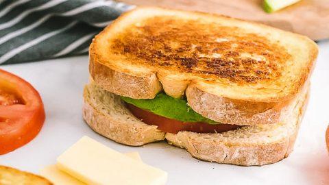 Sandwich bơ giảm cân nhanh chóng