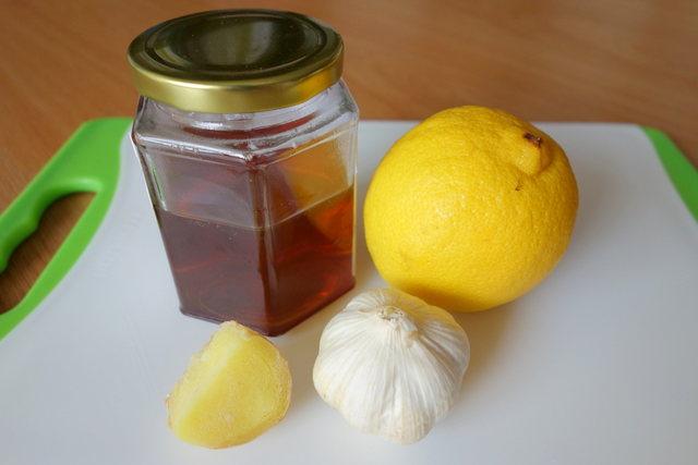 Kết hợp chanhm gừng, tỏi, mật ong đạt hiệu quả giảm cân cực cao