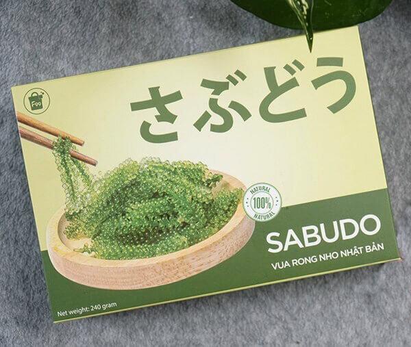 Rong nho Sabudo chính hãng