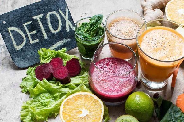Nước detox giảm cân có nhiều tác dụng