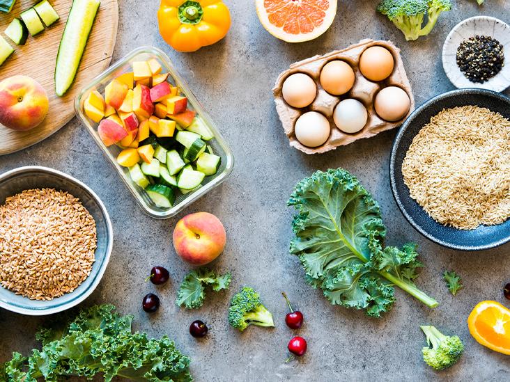 Thực đơn eat clean giảm cân 7 ngày 2