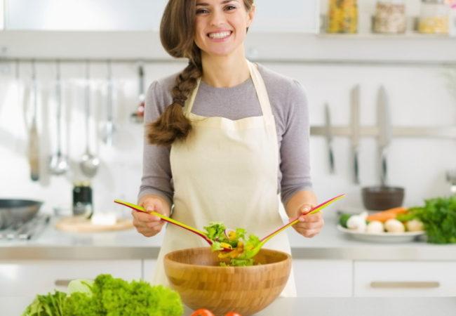 Chế biến thức ăn eat clean tại nhà