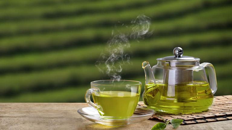 Lưu ý khi uống trà giảm cân