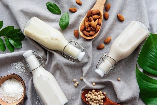 Sữa hạt cho bé