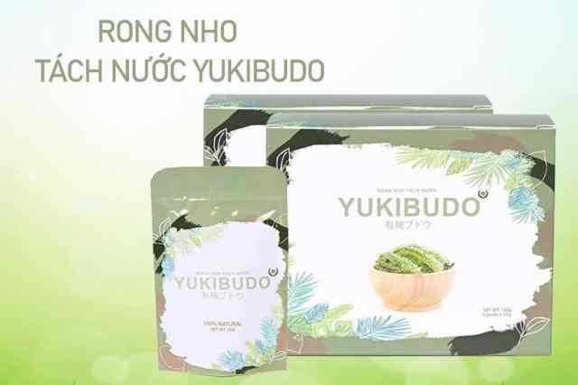 Đánh giá rong nho Yukibudo