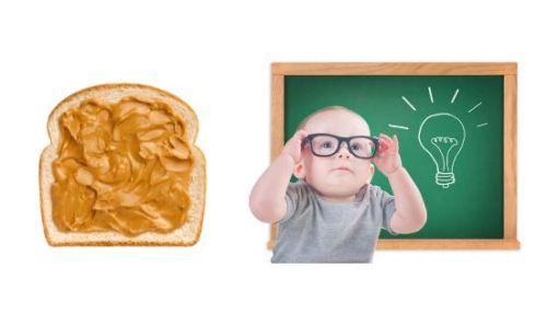 Các loại thực phẩm giúp bé thông minh