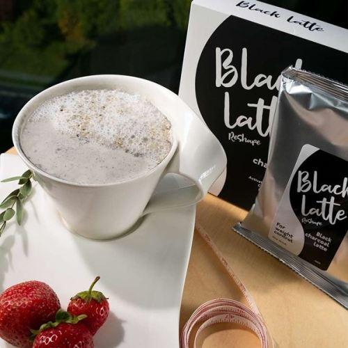 Sữa giảm cân Black Latte