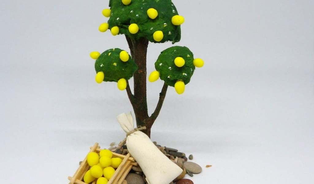 ¿Cómo hacer miniaturas de plastilina? Figuras decorativas para el Belén