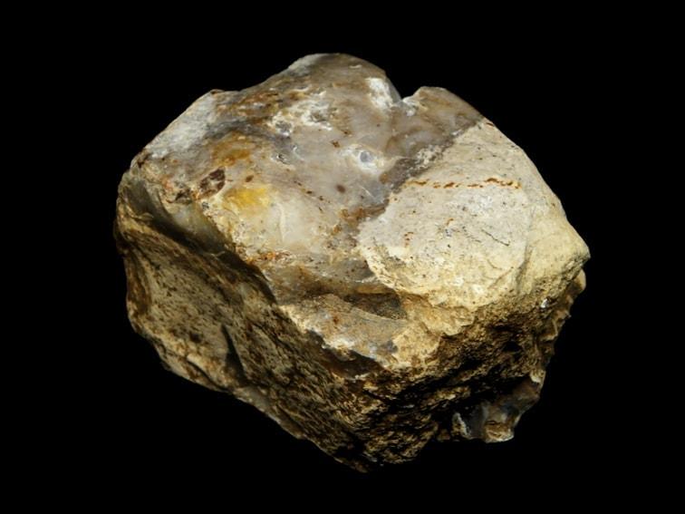 nodulo roca silex