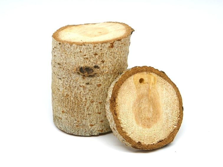 madera rodajas