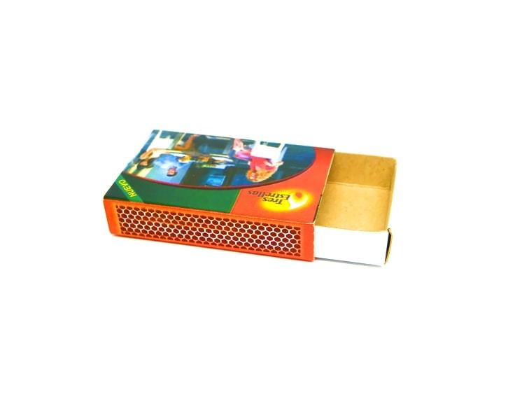 caja de cerillas