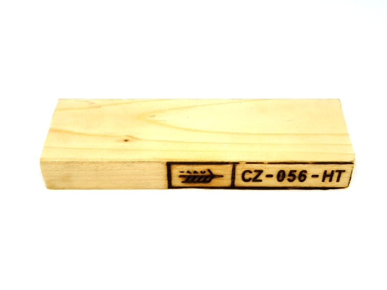 liston de madera