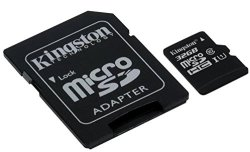 tarjeta micro sd kingston de 32gb