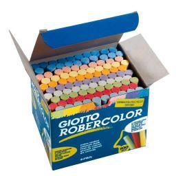 tizas de colores