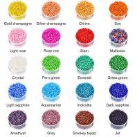 cuentas de colores