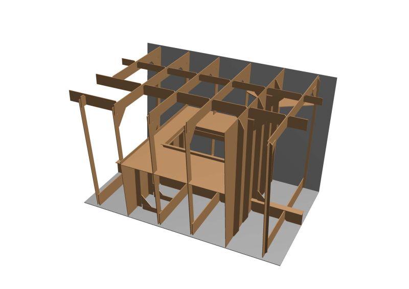build-in fuel tank modus maris houseboat design houseboats