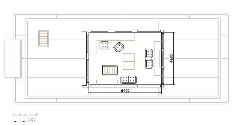 layout modus maris houseboat design houseboats