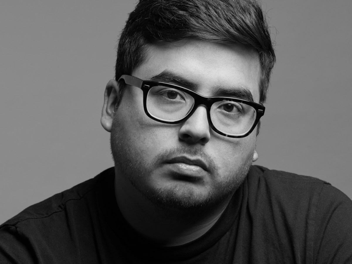 Portrait of Gonzalo Hernandez