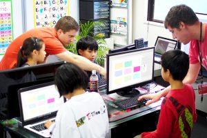 子どもWebデザイン・プログラミング