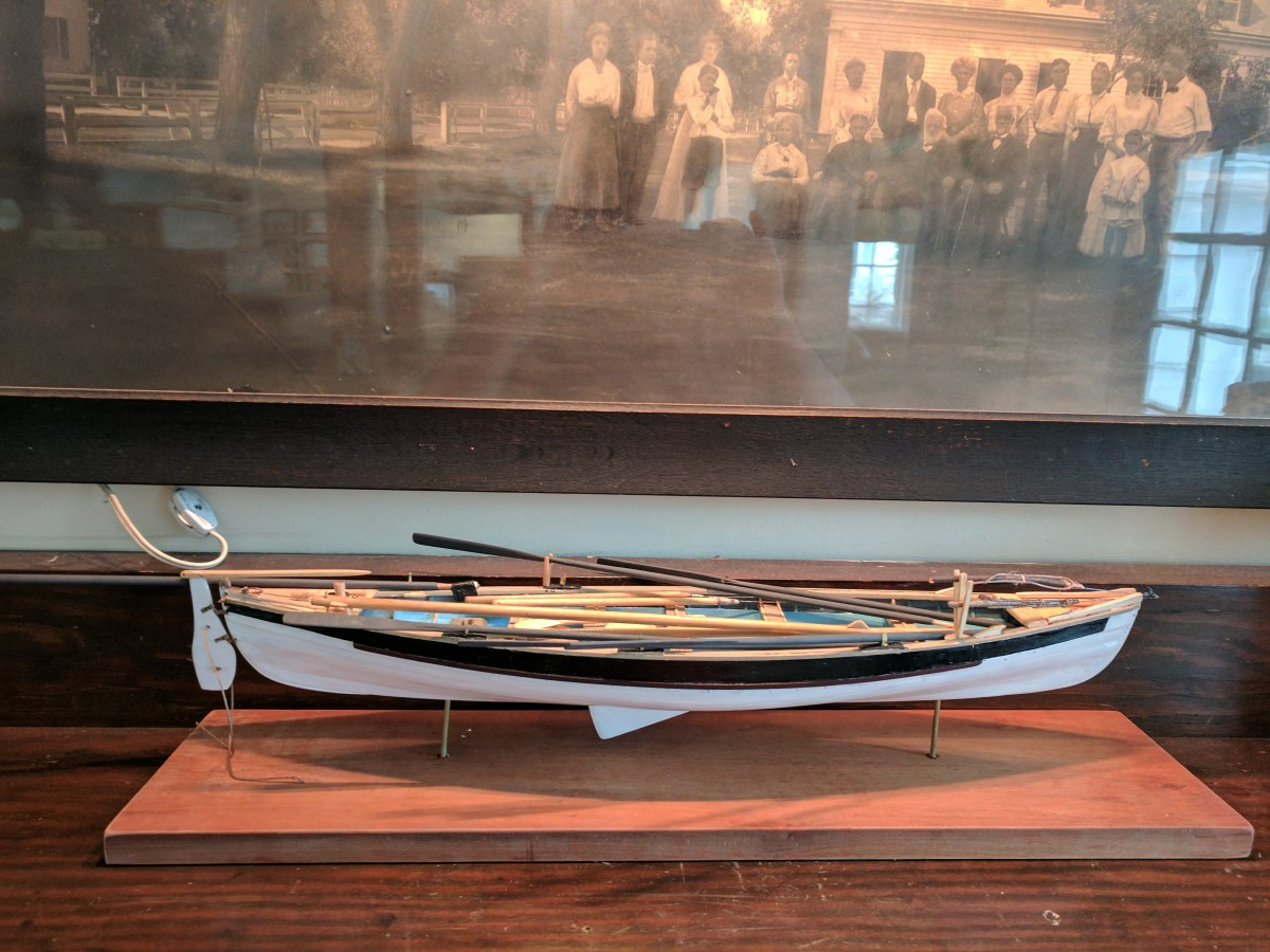 The Whaleboat Project