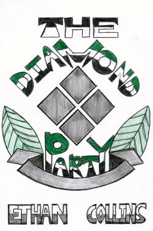 Cover of The Diamond Party by Ethan Collins