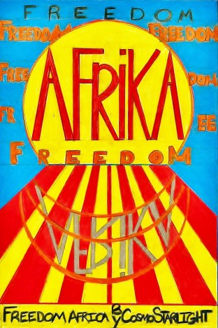Cover of Freedom Afrika