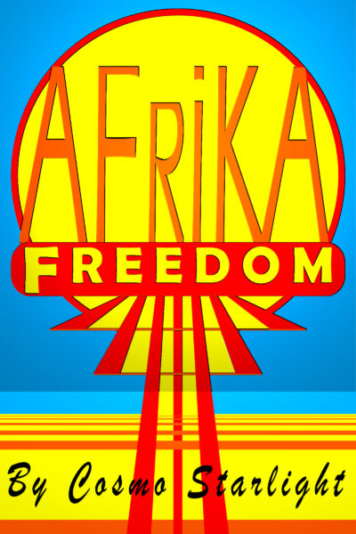"2nd cover of ""Freedom Afrika"""