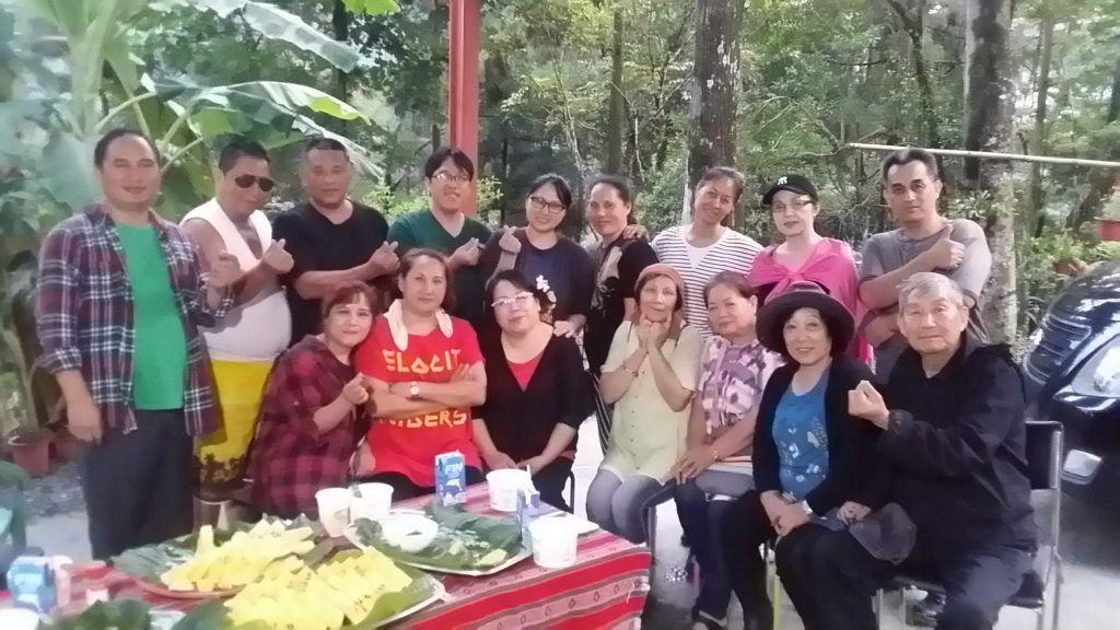弟兄團契聚餐活動 20180623